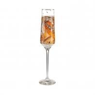 Kieliszek do szampana Zodiak 26 cm - Alphonse Mucha Goebel 66-913-51-1