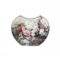 Wazon porcelanowy 20 cm Martwa natura z kwiatami - Jean Baptiste Robie Goebel 56464061