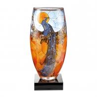 Lampa szklana Paw 33 cm - Louis Comfort Tiffany Goebel 66919331