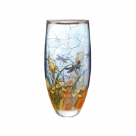 Wazon szklany 30 cm - Irys - Louis Comfort Tiffany