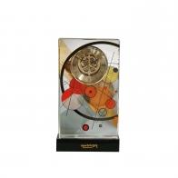 Zegar Koła w okręgu 22 cm - Wassily Kandinsky Goebel 67100081