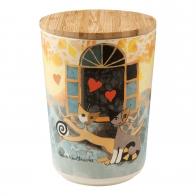 Pudełko z pokrywką Amoroso 15 cm - Rosina Wachtmeister Goebel 66-852-62-1