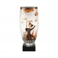 Lampa szklana Modista 33 cm Rosina Wachtmeister Goebel 66852601