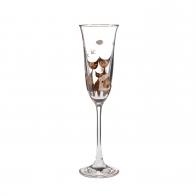 Kieliszek do szampana Virgola e sua famiglia 24 cm Rosina Wachtmeister Goebel 66926941