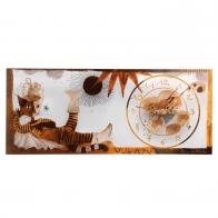 Zegar ścienny 48 x 20 cm Gatto con stivali - Rosina Wachtmeister Goebel 66852611
