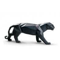 Figurka Czarna Pantera 508 cm Lladró 01009382