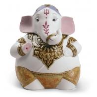 Figurka Ganesha 16 cm - Lladro