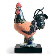 Figurka Kogut 22 cm edycja limitowana - Lladro