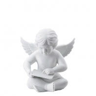 Figurka Anioł z tabletem, średni 10 cm 69055-000102-90523