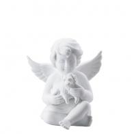 Figurka Anioł z psem, średni 10 cm