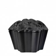 Pojemnik Versace Gypsy 7,5 cm czarny - Medusa Grande 14494-105000-24995