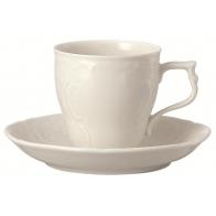Filiżanka do kawy ze spodkiem - Sanssouci Ivory Rosenthal sklepl 20480-800002-14742