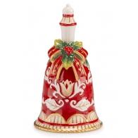 Ozdoba świąteczna Dzwonek 14 cm - Un Sacco Pieno di Doni - Palais Royal