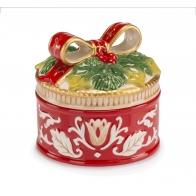 Ozdoba świąteczna Pudełko 10 cm - Un Sacco Pieno di Doni - Palais Royal