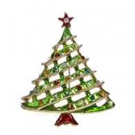 Świąteczna ozdoba 7 cm - Il Luccichio delle Feste- Noel