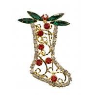 Świąteczna ozdoba 6 cm - Il Luccichio delle Feste- Noel