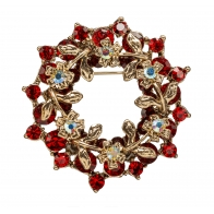Świąteczna ozdoba 4,5 cm - Il Luccichio delle Feste - Noel