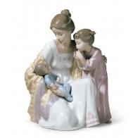 Figurka Matki - Witaj w rodzinie - 22 cm
