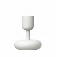 Świecznik 107mm Iittala Nappula, biały