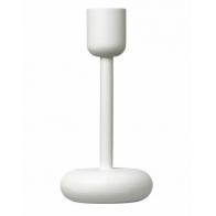 Świecznik 183mm Iittala Nappula, biały