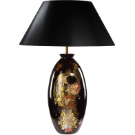 Lampa 80cm Pocałunek - Gustav Klimt 4005169267949 67001727 Goebel