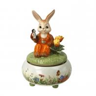 Pozytywka Piknik na wiosnę 17 cm Goebel 66-844-81-1