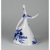 Figurka Pierwszy bal - dekoracja kwiaty - Eryka Trzewik-Drost