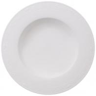 Talerz głęboki 24 cm - White Pearl Villeroy & Boch 10-4389-2700