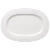 Półmisek owalny 41 cm - White Pearl Villeroy & Boch 10-4389-2940