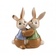 Figurka Króliki - Najlepsi przyjaciele 14,5 cm Goebel 66844361