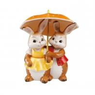 Figurka Króliki - Szczęśliwi razem 15 cm Goebel 66844721