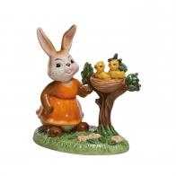 Figurka Królika - Witajcie kurczaczki 14,5 cm Goebel 66844381