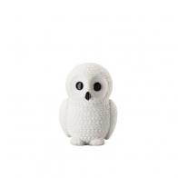 Porcelanowa Sowa Snow 8,5 cm - Pets