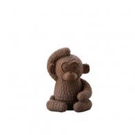 Porcelanowa Małpka Gordon 8,5 cm - Pets