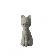 Porcelanowy Kot Smokey 11,5 cm - Pets