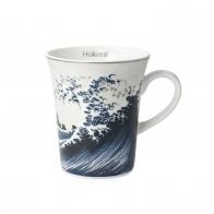 Kubek 11 cm Wielka Fala, Great Wave II - Katsushika Hokusai Goebel 67011371