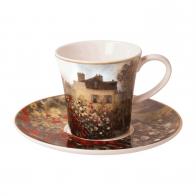 Filiżanka do kawy Dom Artysty 8,5 cm - Claude Monet Goebel 67014041