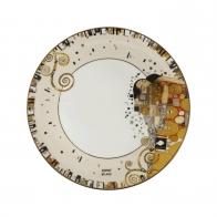 Talerz 23 cm Spełnienie - Gustav Klimt Goebel 67013031