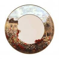 Talerz 23 cm Dom Artysty - Claude Monet Goebel 67013061