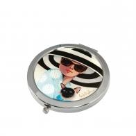 Lusterko 7 cm Big Hat Moon - Trish Biddle Goebel 67140101