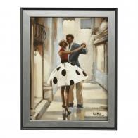Obraz 23 x 30 cm cm Tancerze - Trish Biddle Goebel 67140231