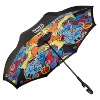 Suprella - parasol odwrotnie składany Together - Billy The Artist Goebel 67080551