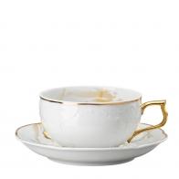 Filiżanka do herbaty ze spodkiem - Sanssouci Midas Rosenthal 20480-408684-14640