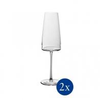 Zestaw kieliszków do szampana 2 szt. - MetroChic Villeroy & Boch 11-3801-8135