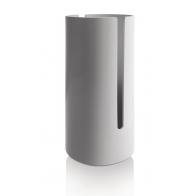 Stojak na papier toaletowy Birillo biały 18 cm - Alessi