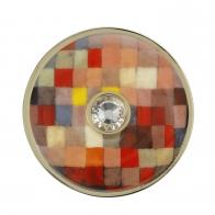 Broszka 5 cm Harmony - Paul Klee