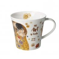 Kubek All Art is Erotic 350 ml - Gustav Klimt Goebel 67012731
