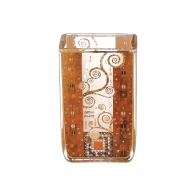 Świecznik - tealight 10 cm Drzewo Życia - Gustav Klimt Goebel 66928701