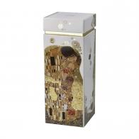 Pudełko 20 cm Pocałunek - Gustav Klimt Goebel 67065121