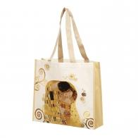 Torba na zakupy Pocałunek 37 x 33 cm - Gustav Klimt Goebel 67061161
